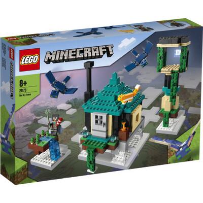 21173 Minecraft Sky Tower