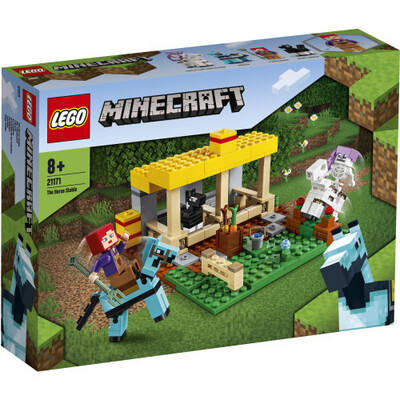 21171 Minecraft Horse Stable