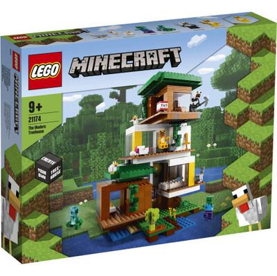 21174 Minecraft Treehouse