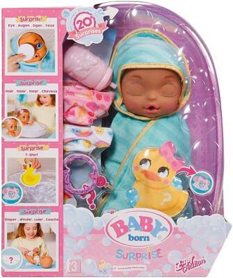 Baby Born Surprise Bathtub Surprise