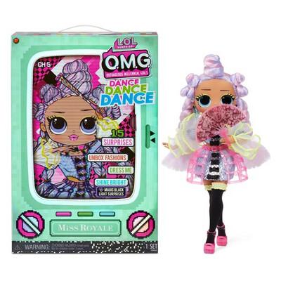 Dance Miss Royale OMG