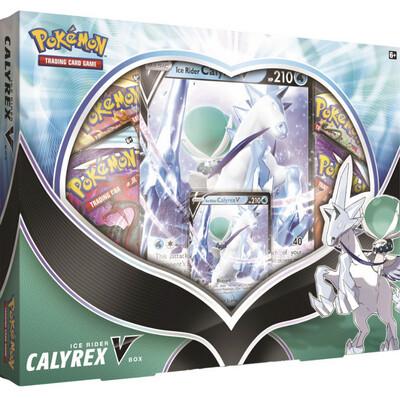 Pokemon Ice Rider Calyrex