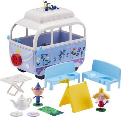 Ben & Holly's Big Meadow Camper Van