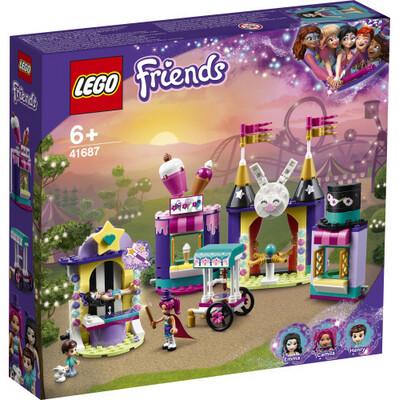 41687 Magical Funfair Stalls