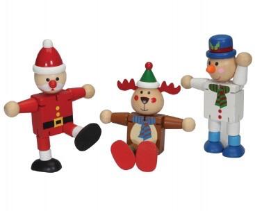 Christmas Wooden Flexi