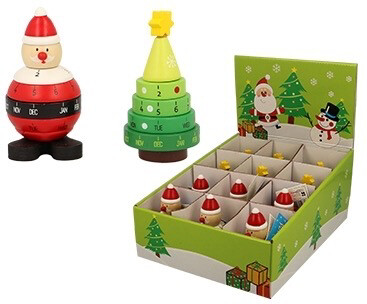 Christmas Countdown Wooden