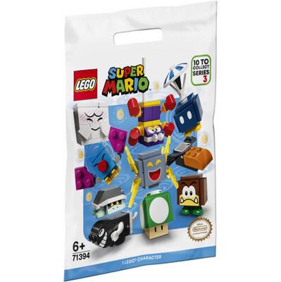 71394 Mario Series 3 Mini Figures Assorted