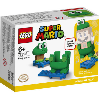 71392 Frog Mario Power Up Pack