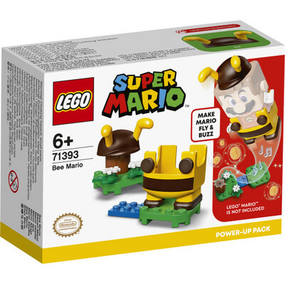71393 Bee Mario Power Up Pack