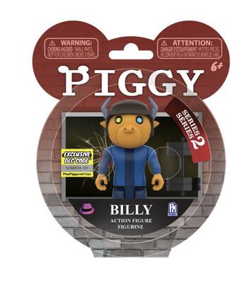 Piggy Series 2 Billy Figure