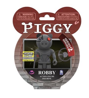 Piggy Series 2 Robby Figure