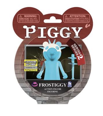 Piggy Series 2 Frostiggy Figure