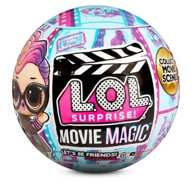 LOL Surprise Movie Magic ⚠️ PREORDER ⚠️