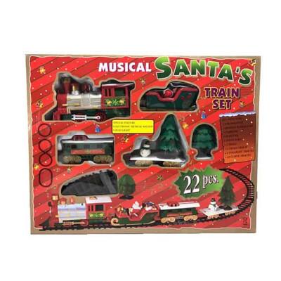 Musical Santa Train