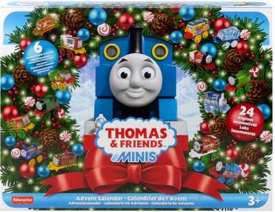 ⚠️ PREORDER ⚠️ Thomas Minis Advent Calendar