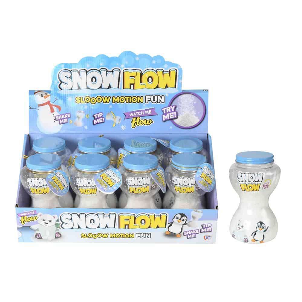 Snow Flow
