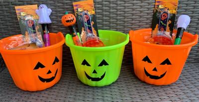 Halloween Fidget Bucket