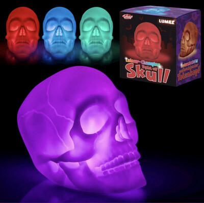 Colour Changing Skull