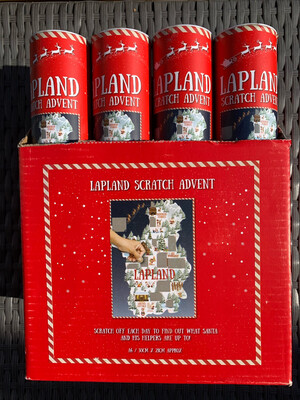 Lapland Scratch Advent
