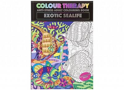 Colour Therapy Sealife