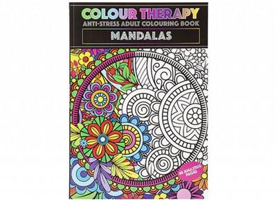 Colour Therapy Mandalas