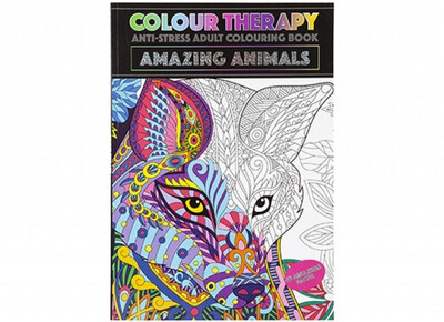 Colour Therapy Animals