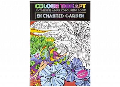 Colour Therapy Enchanted Garden