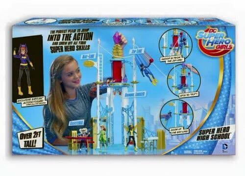 DC Superhero Girls - Action Playset