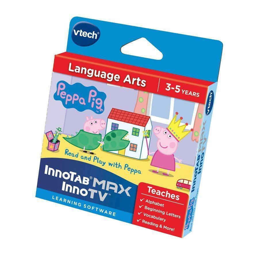InnoTab & InnoTV Software - Peppa Pig: Read & Play With Peppa
