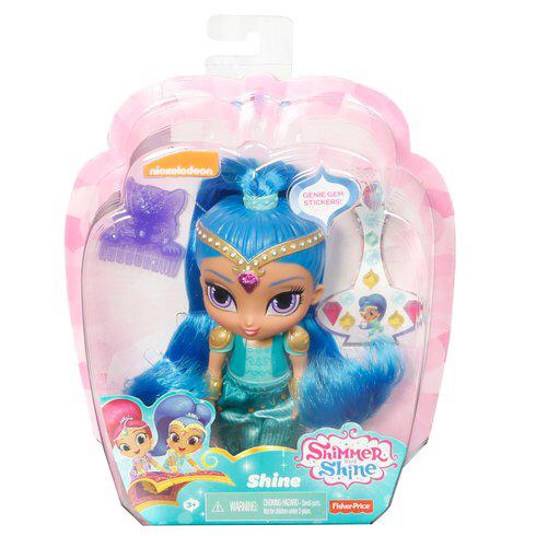 Shimmer & Sparkle Doll - Shine