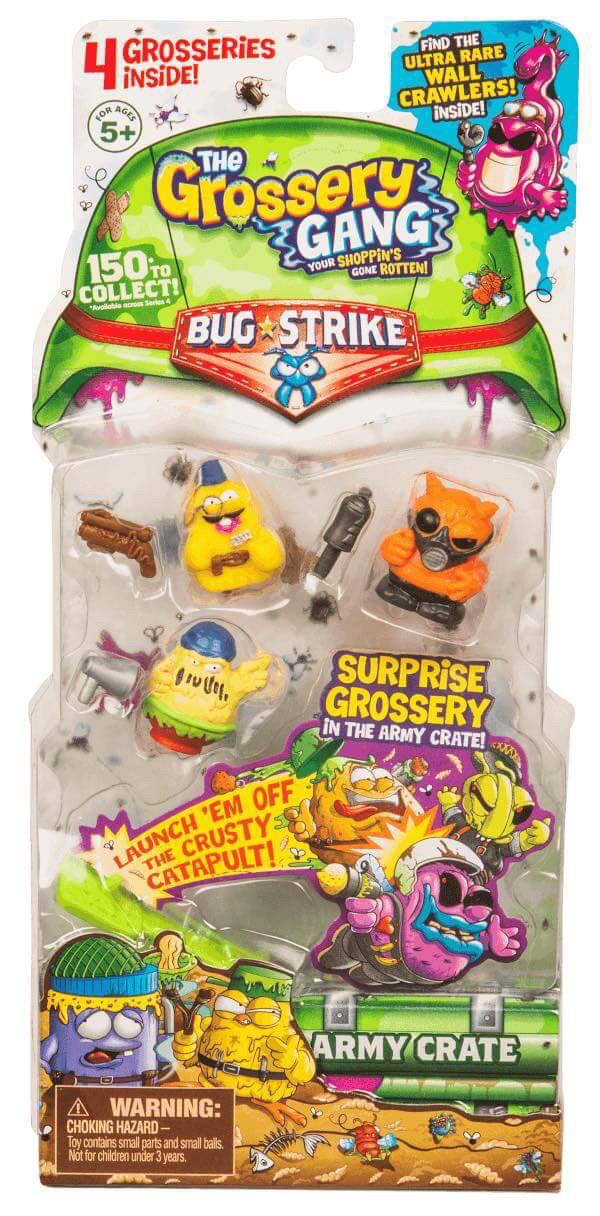 Bug Strike 4 Pack