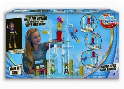 DC Superhero Girls - Action Playset