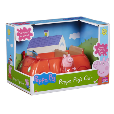 Peppa Pigs Car