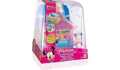 Minnie's Sweets and Fun Fair Stall
