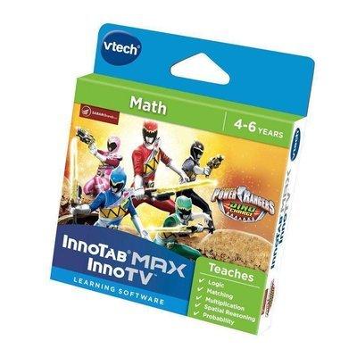 InnoTab & InnoTV Software - Power Rangers - Dino Charge