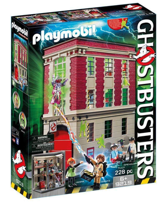 Playmobil Ghostbusters 9219