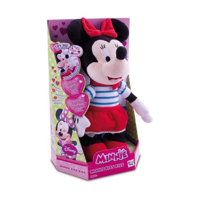 Minnie Mouse Kiss Kiss