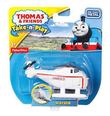 Take & Play Die Cast Harold