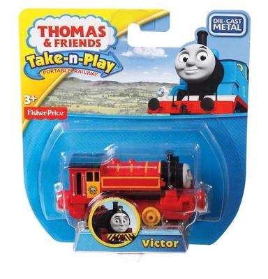 Take & Play Die Cast Victor