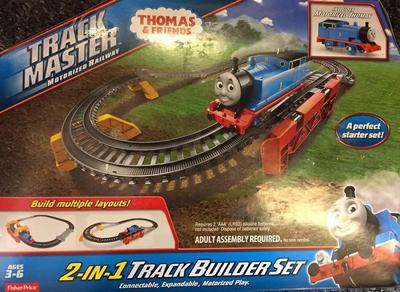 2 in 1 track Builder Set