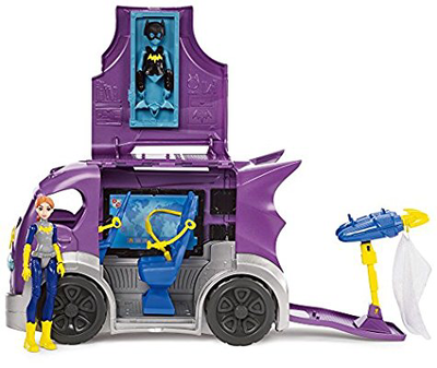 Bat girl mission vehicle