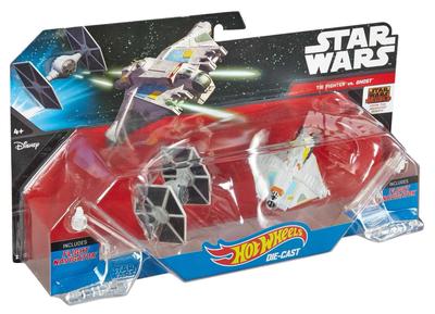 Star Wars Tie Fighter vs Ghost