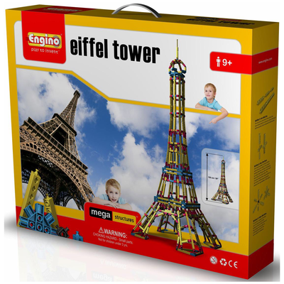 Engino Motorised Eiffel Tower