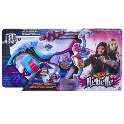 Nerf Rebelle Arrow Revolution