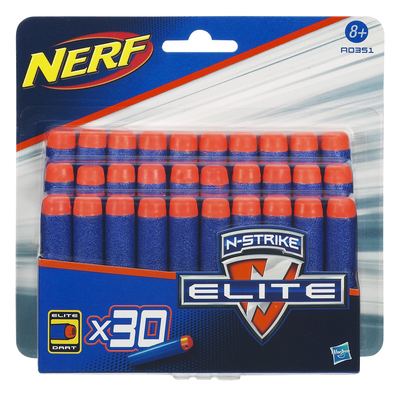 Nerf N Strike Elite Refill Pack x30