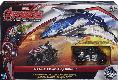 Avengers Age of Ultron Cycle Blast Quinjet