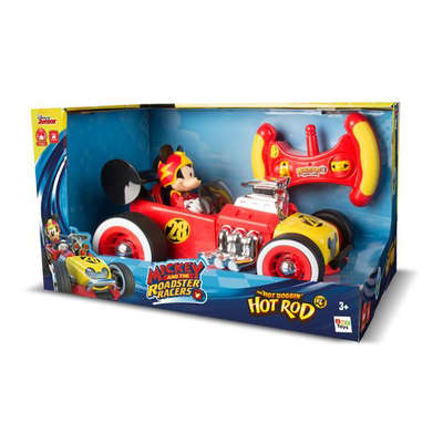 Mickey and the Roadster Racers Hot Doggin Hot Rod