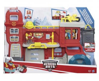 Playskool Rescue Bot Headquarters