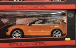Emulational Orange Remote Control Car