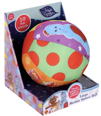 In The Night Garden Large Sensor Ball